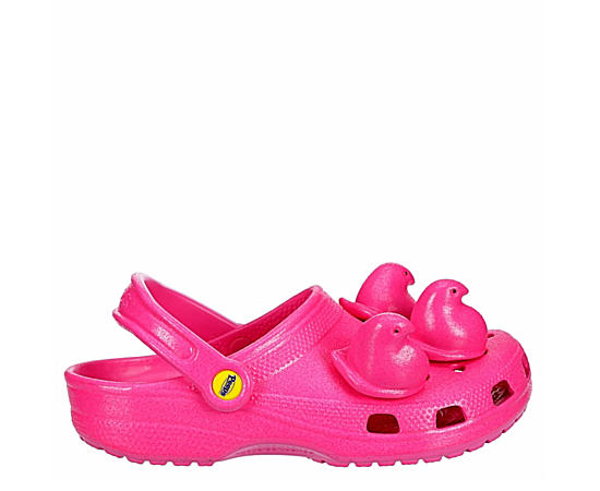 Womens Peeps X Crocs Classic Clog