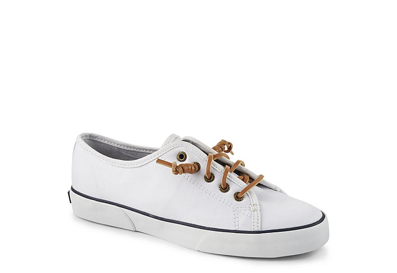 Cheap New Arrivals Sperry Pier View Womens White Sperry Womens Athletics