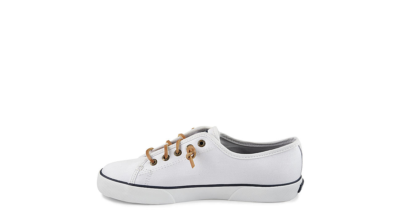 SPERRY Womens Pier View - WHITE