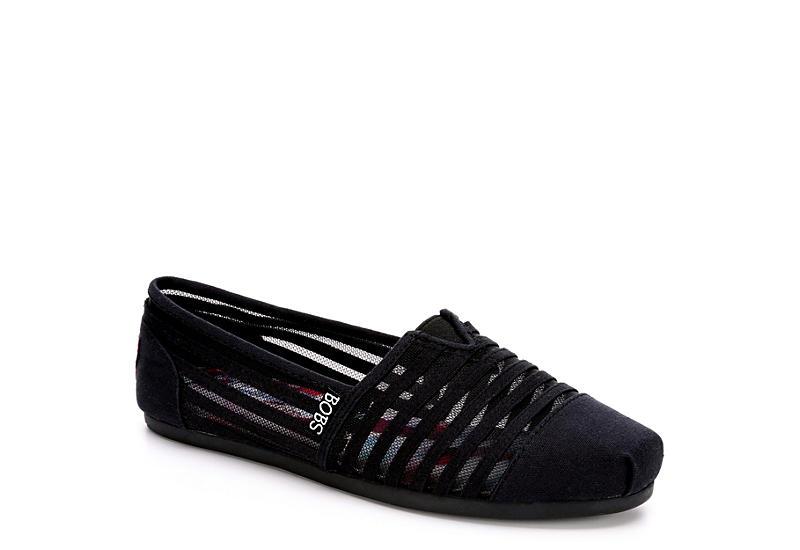 65c5e33817 Black Skechers Bobs Womens Adorbs
