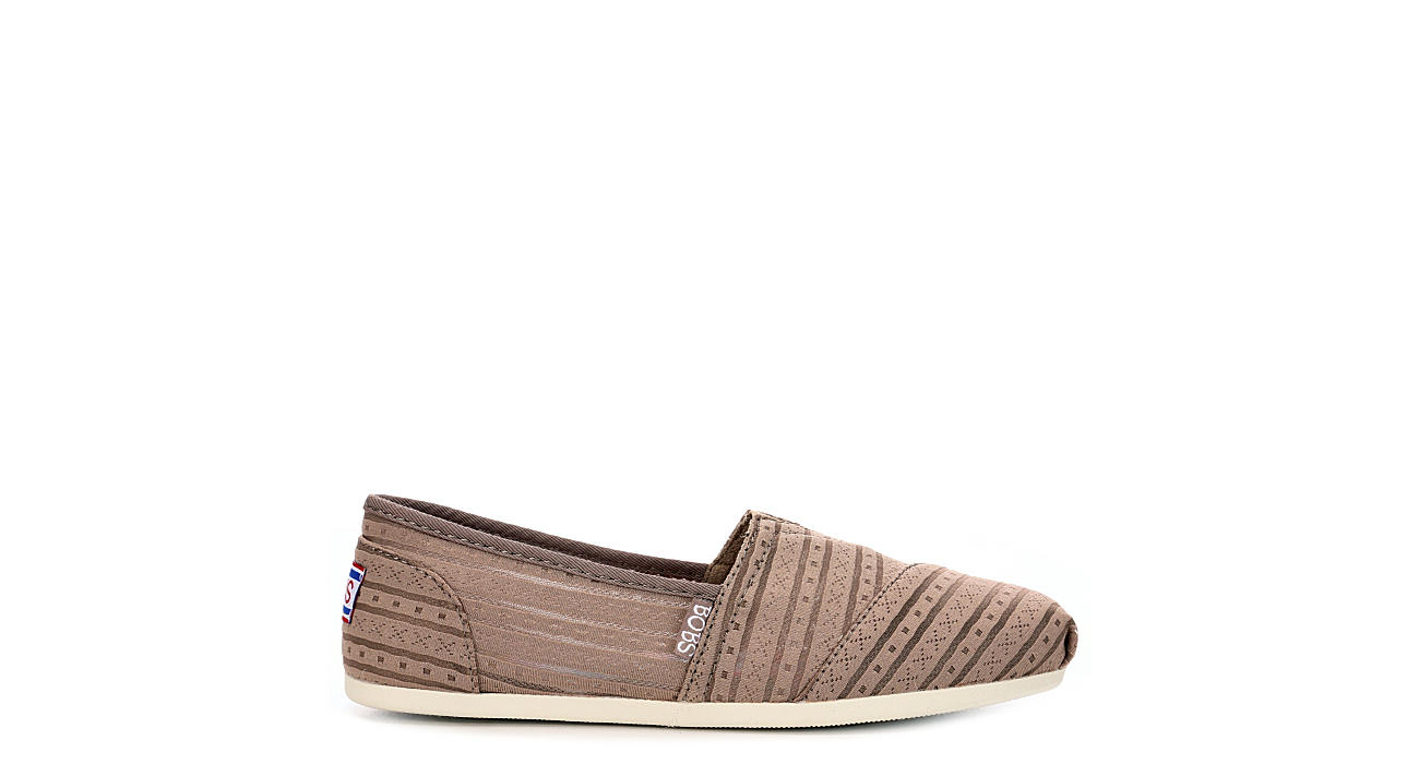 22f9d65998d5 Skechers Bobs Womens Urban Rose - Taupe