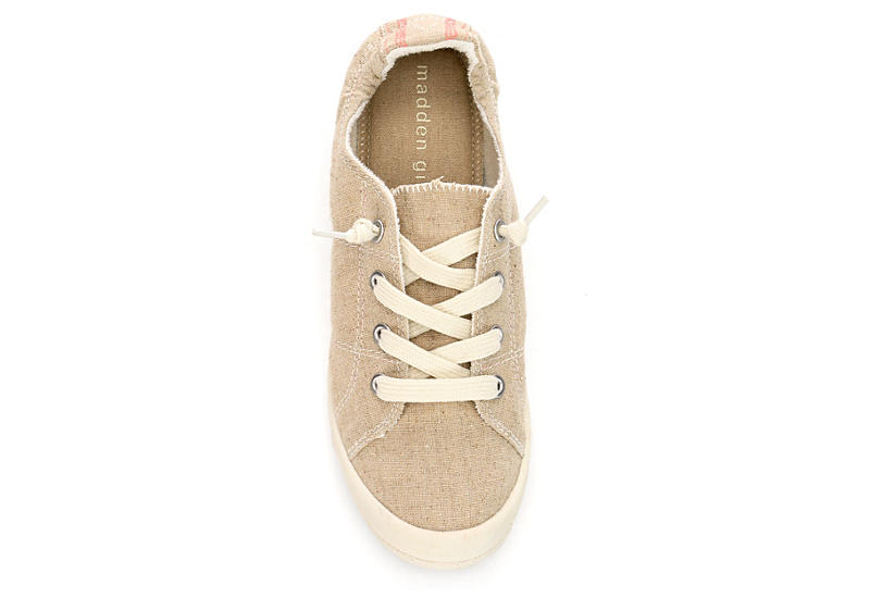MADDEN GIRL Womens Baailey - NATURAL