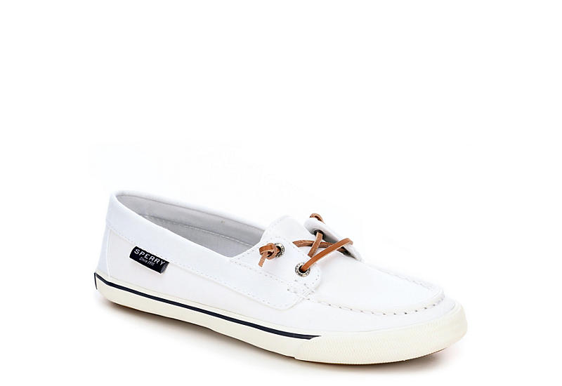 d07fbe91cc0462 White Sperry Womens Lounge Away