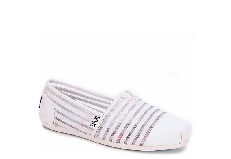 19c0718884 Skechers Bobs Womens Adorbs - White
