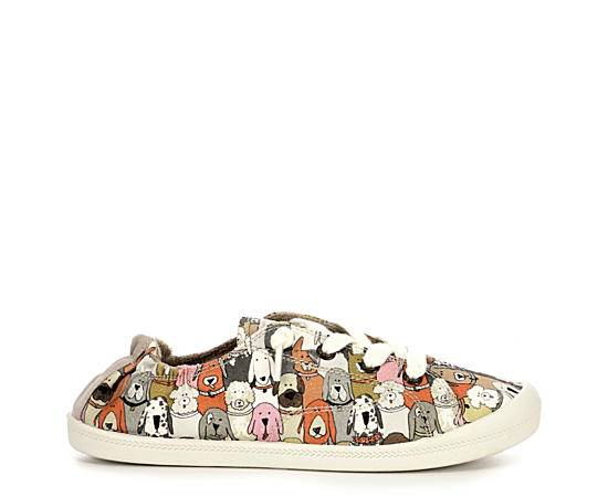 Womens House Party Slip On Sneaker