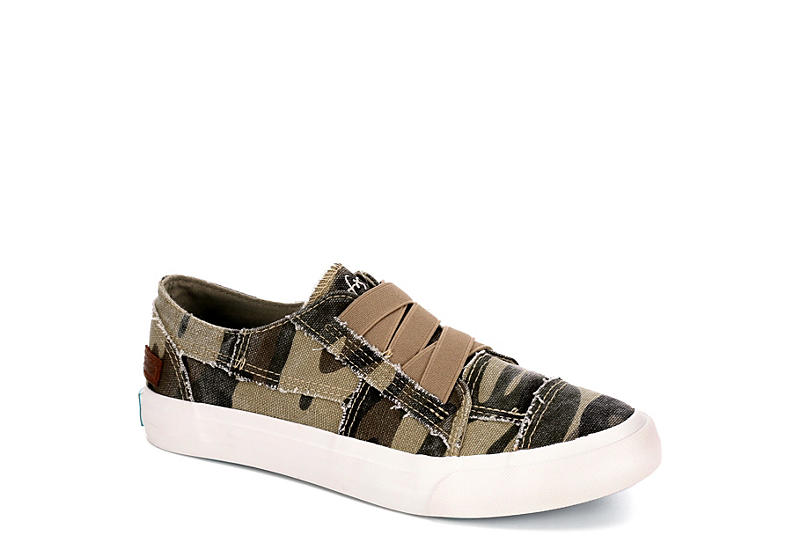 ce22799fd4a1c Camo Blowfish Womens Marley | Casual | Rack Room Shoes