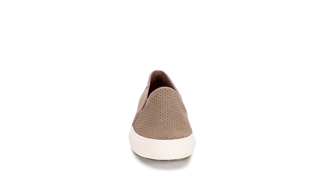 KEDS Womens Double Decker Perf - TAUPE