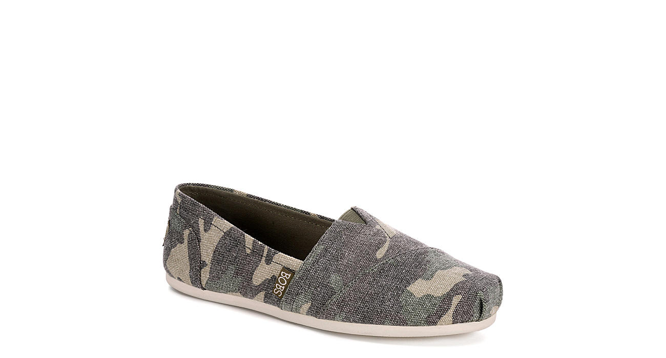 SKECHERS BOBS Womens Glam Attack - CAMO