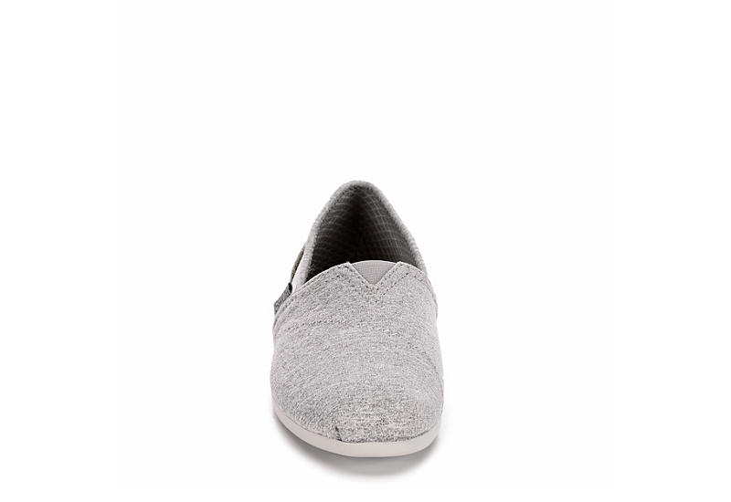 SKECHERS BOBS Womens Plush Express Yourself - GREY