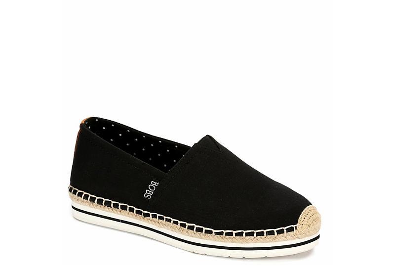 c7e34e1b904bb Black Skechers Bobs Womens Breeze | Casual | Rack Room Shoes