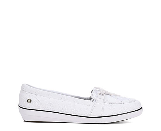 Womens Windsor Bow Boat Shoe