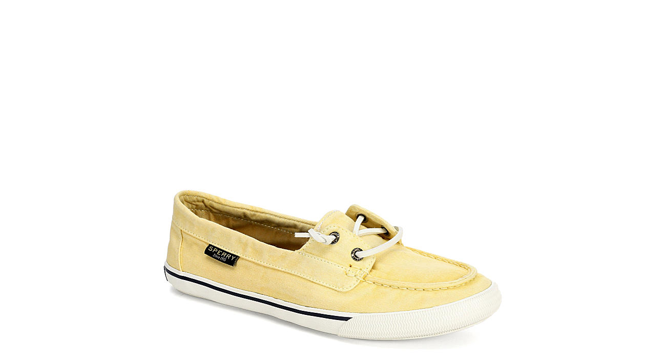 SPERRY Womens Lounge Away - YELLOW