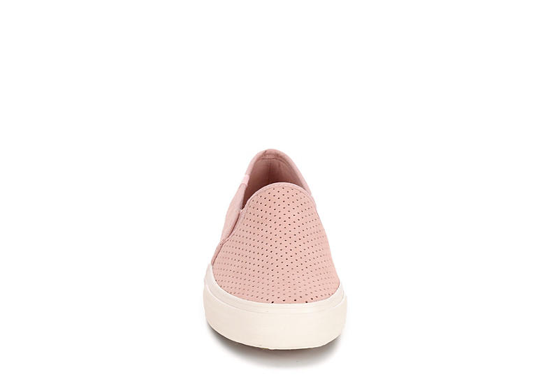 KEDS Womens Double Decker Perf - BLUSH