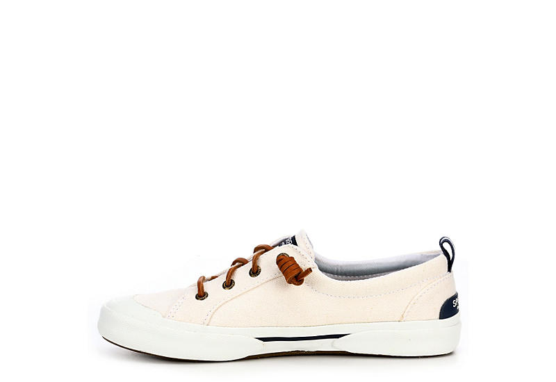 SPERRY Womens Pier Wave - WHITE