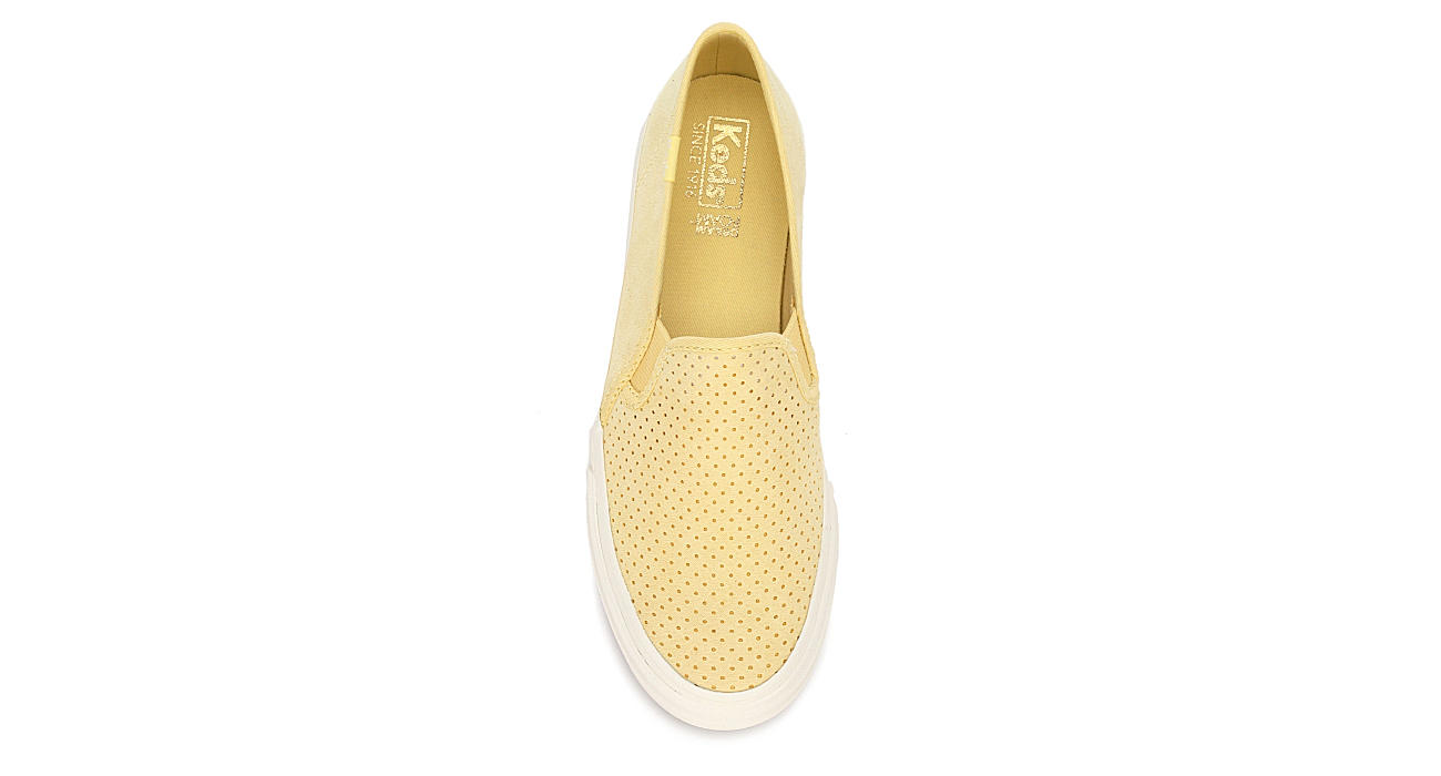 KEDS Womens Double Decker - YELLOW