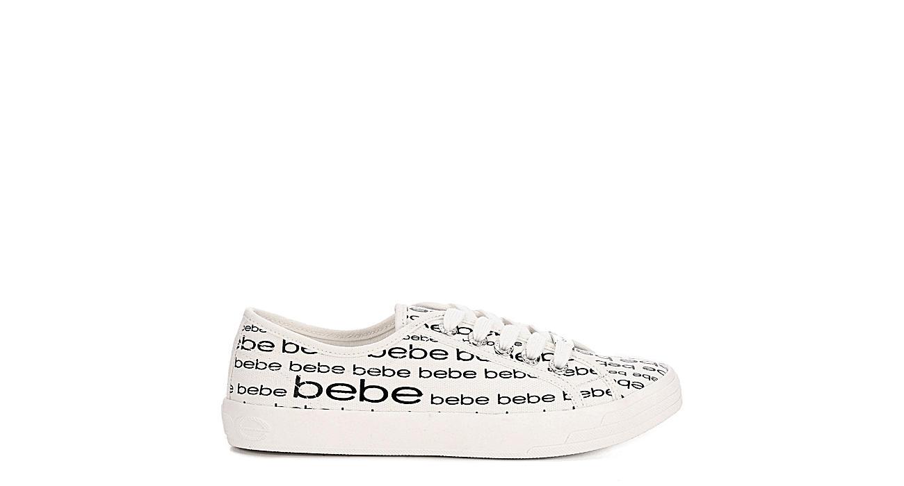 BEBE Womens Daylin - WHITE