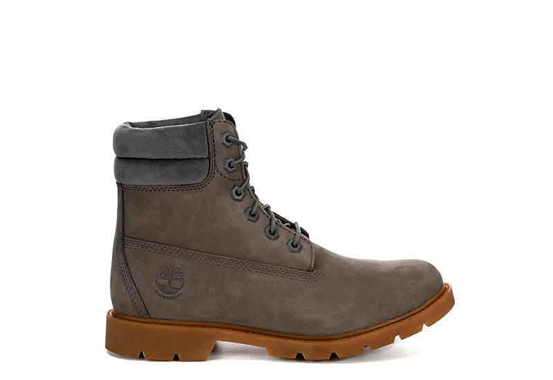 dedo alfombra Retorcido  Grey Timberland Womens Linden Woods Lace-up Boot | Boots | Rack Room Shoes