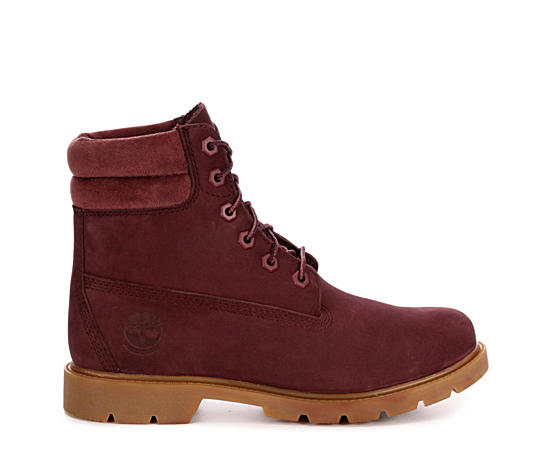 Womens Linden Woods Lace-up Boot