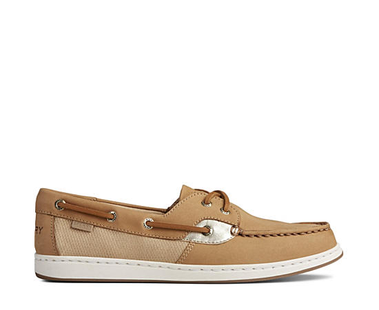 Womens Coastfish Boat Shoe