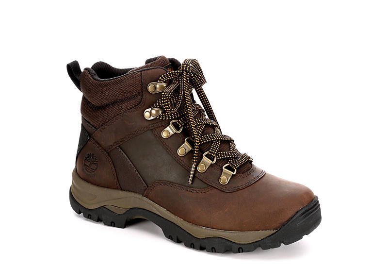 BROWN TIMBERLAND Womens Keele Ridge