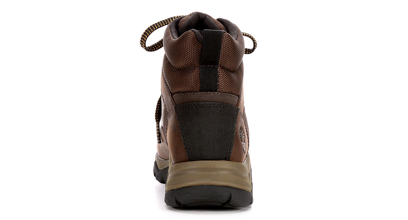 TIMBERLAND Womens Keele Ridge Hiking Boot - BROWN