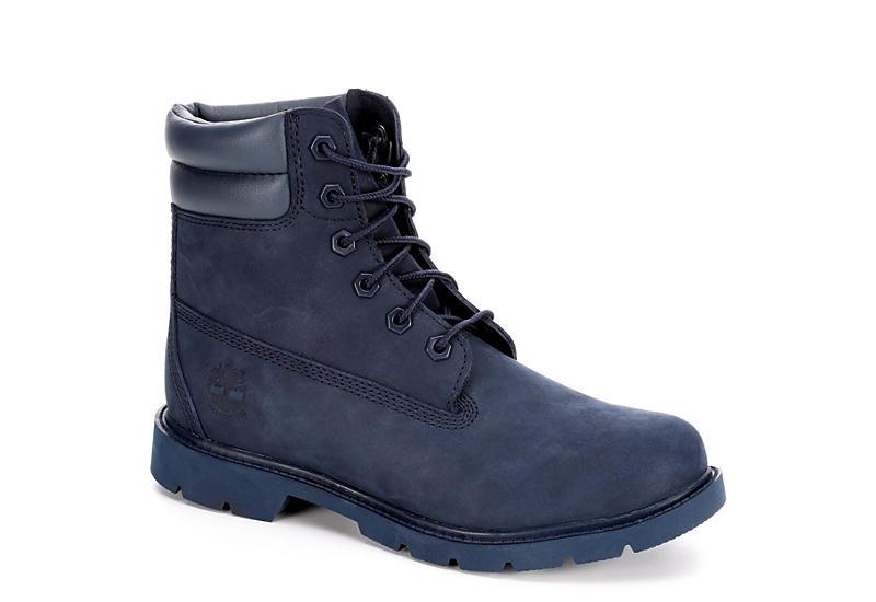 376c4bebbc Navy Timberland Linden Woods Women s Boots