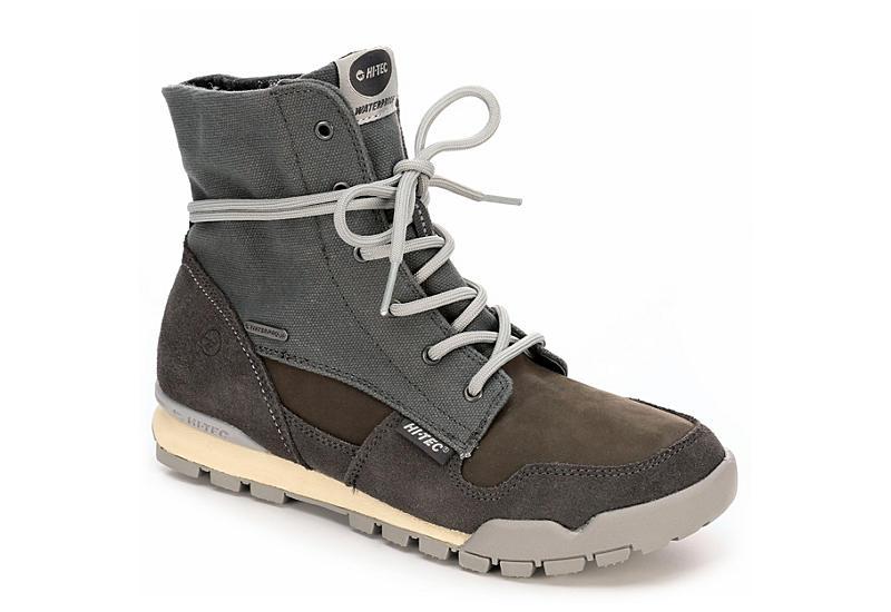 Womens Boots hi tec charcoal grey sierra tarma i waterproof fi1v06w0