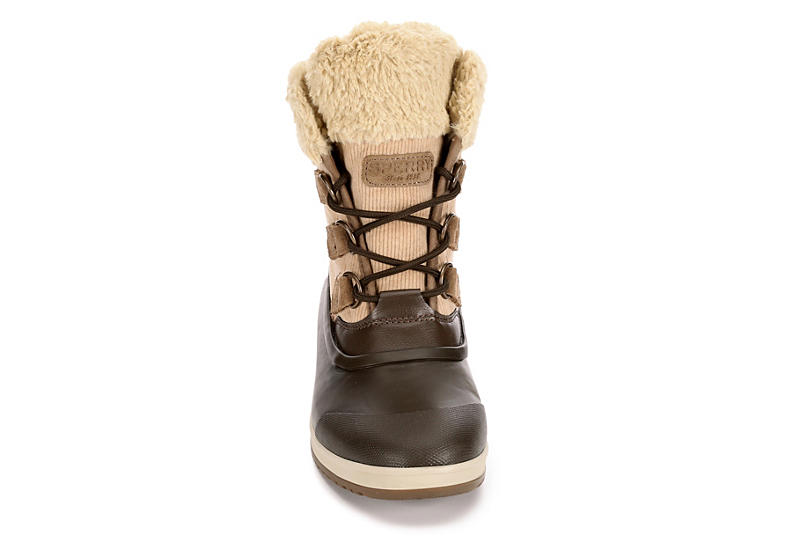 SPERRY Womens Pacific Alpine Boot - TAN