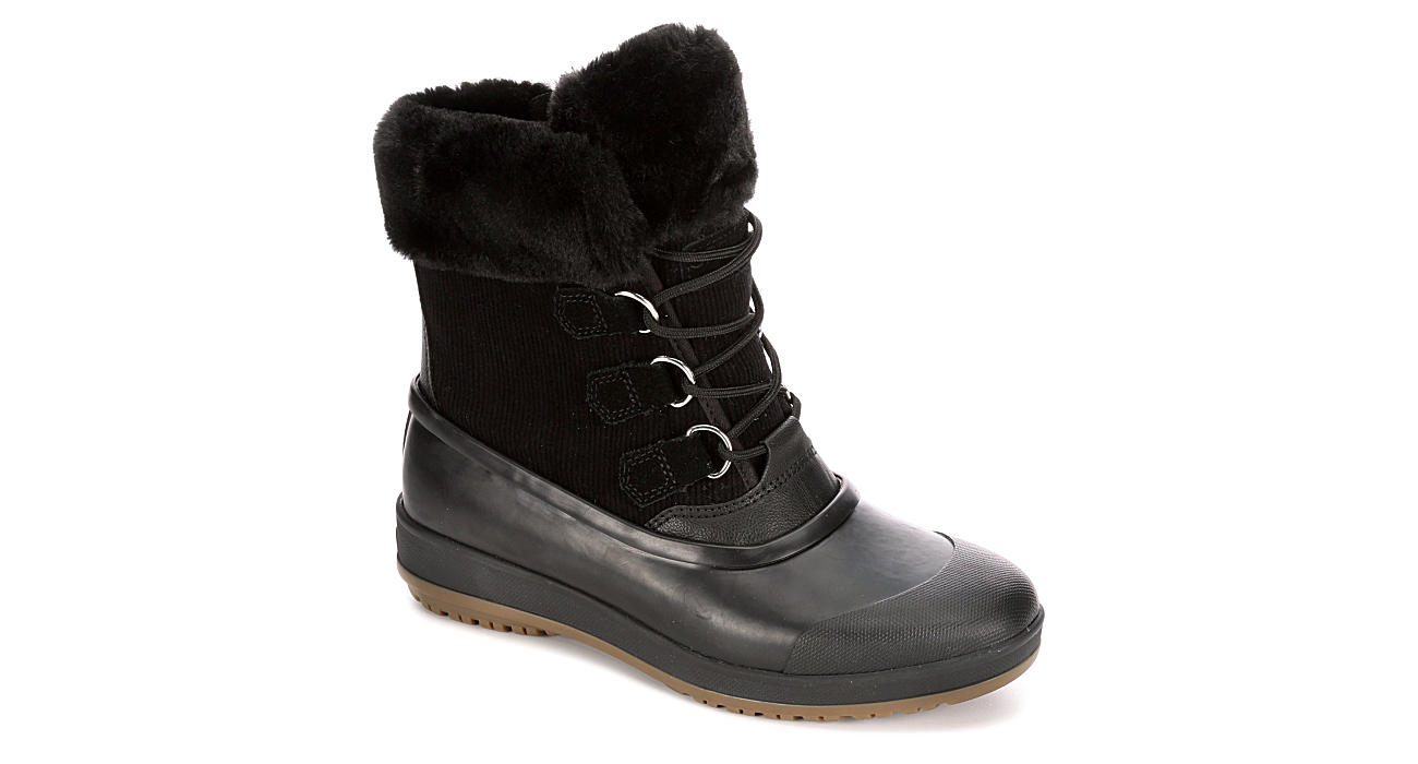 SPERRY Womens Pacific Alpine Boot - BLACK