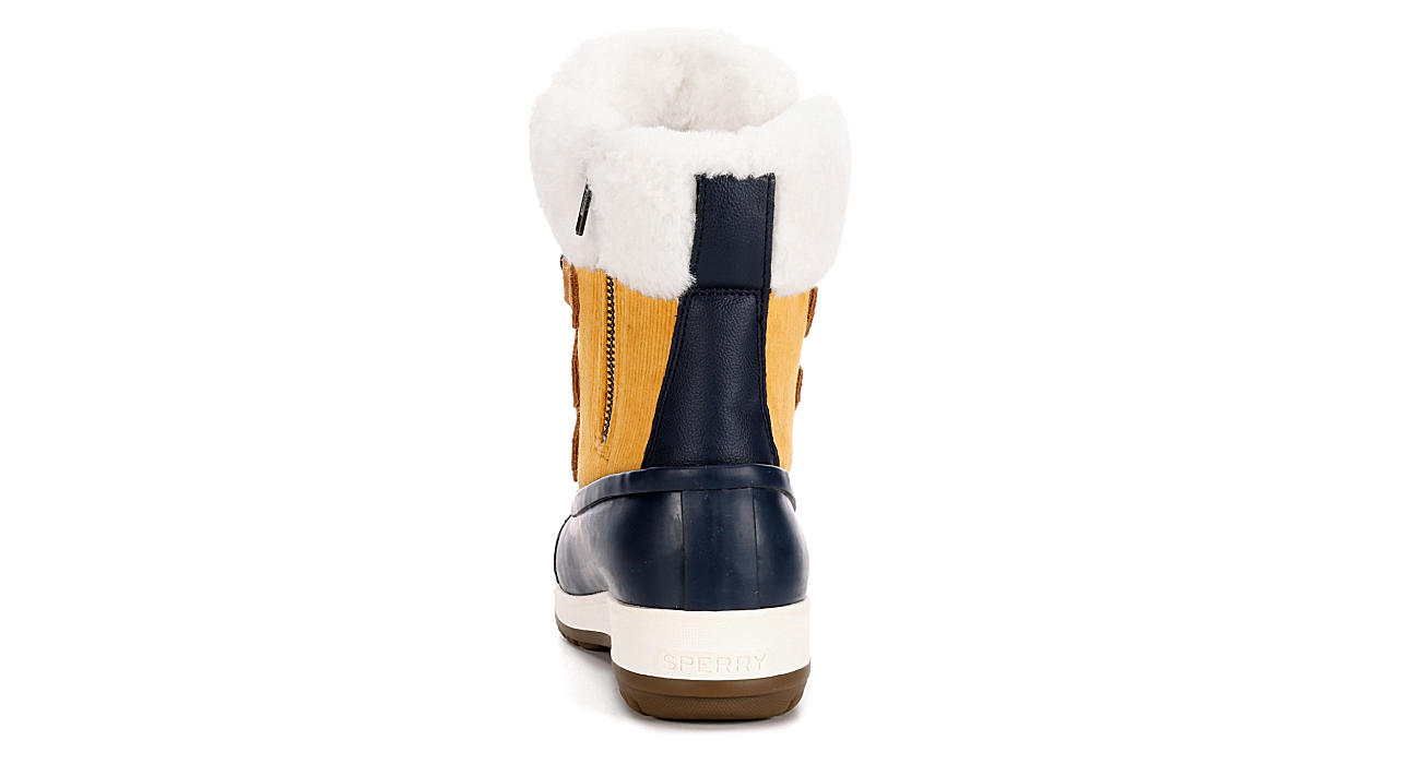 SPERRY Womens Pacific Alpine Boot - NAVY
