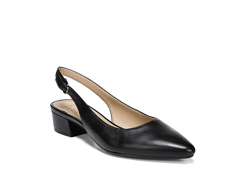 NATURALIZER Womens Falcon - BLACK