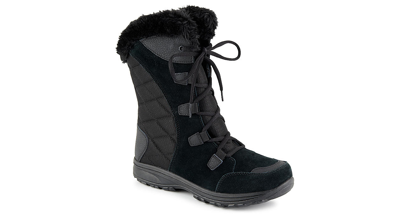 COLUMBIA Womens Ice Maiden Ii - BLACK
