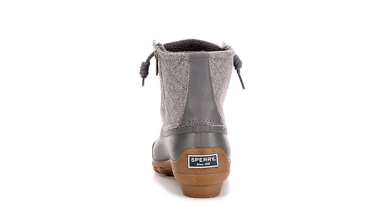 SPERRY Womens Syren Gulf Duck Boot - GREY