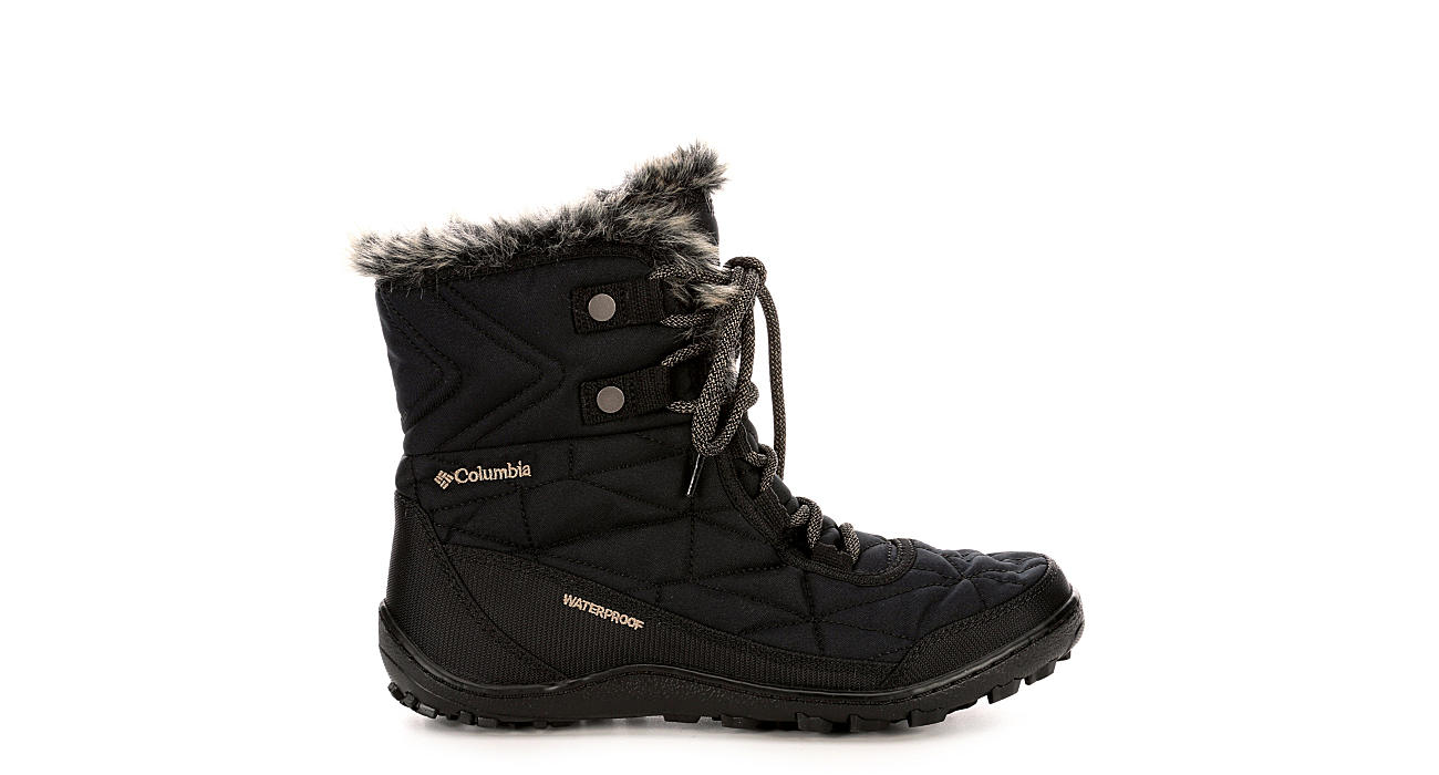 06c8f4b2013964 Columbia Womens Minx Shorty Iii - Black
