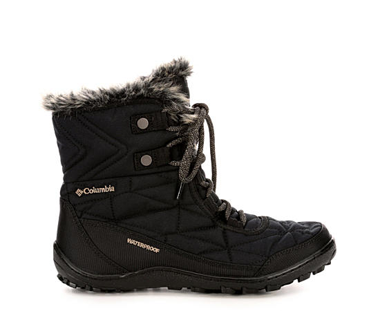 Womens Minx Shorty Iii Snow Boot