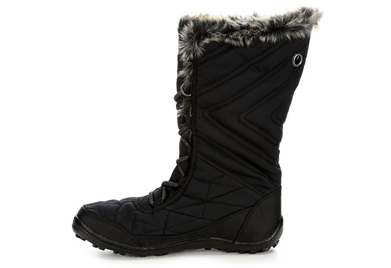 COLUMBIA Womens Minx Mid Iii - BLACK