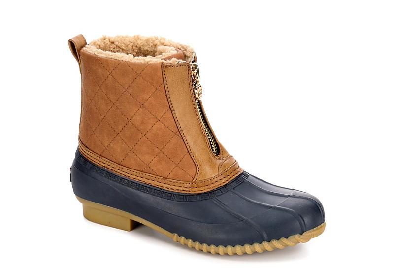 da417fd9cedf20 Tan Tommy Hilfiger Riani Women s Duck Boots