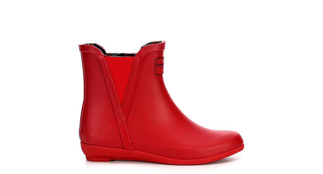 LONDON FOG Womens Piccadilly - RED