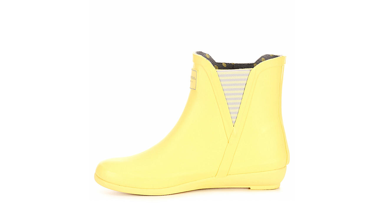 LONDON FOG Womens Piccadilly - YELLOW