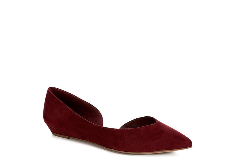 MICHAEL BY MICHAEL SHANNON Womens Adaire - BURGUNDY