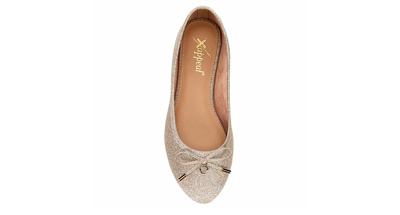 XAPPEAL Womens Zada - GOLD