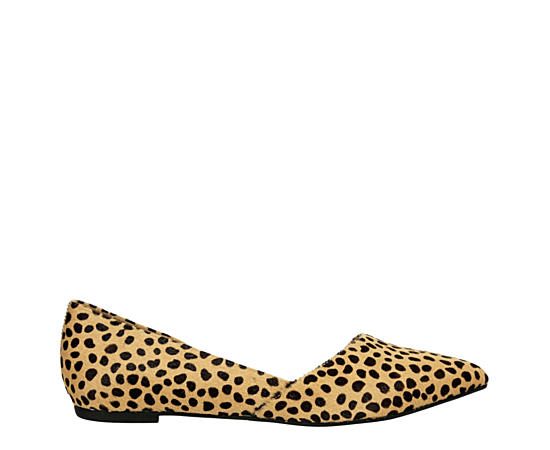 Womens Alyssa Flat