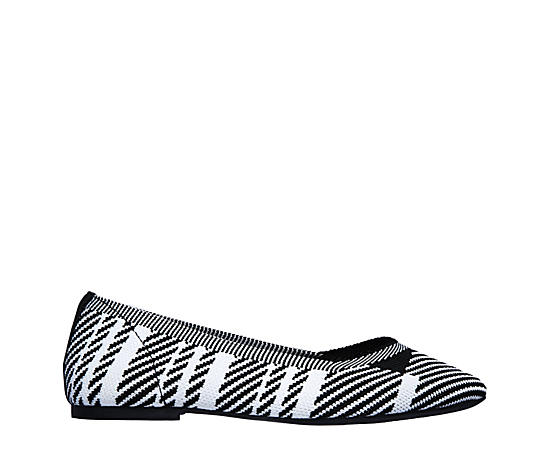 Womens Cleo Knit Vector Flat