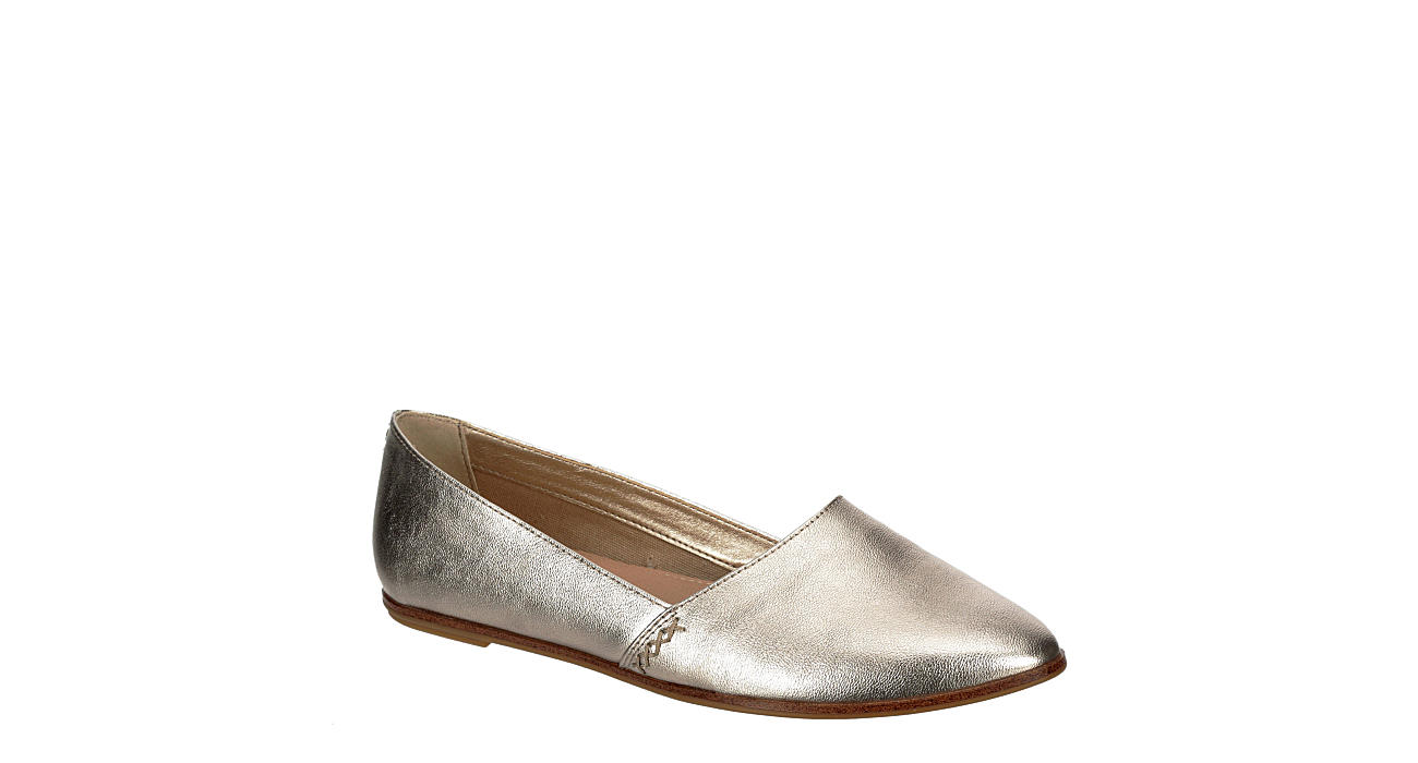 XAPPEAL Womens Emalee Flat - GOLD