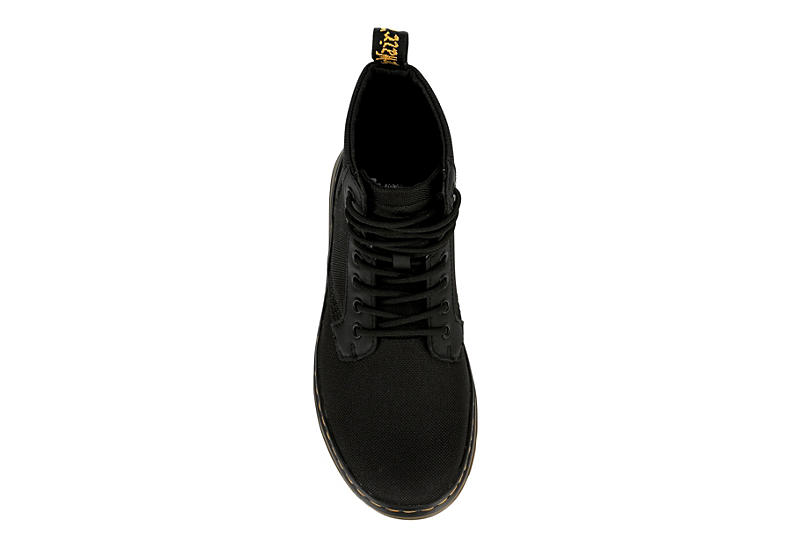 DR.MARTENS Womens Combs - BLACK