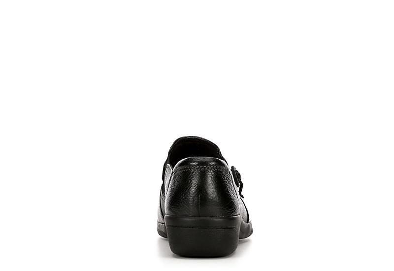 CLARKS Womens Cheyn Madi Loafer - BLACK