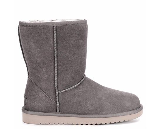 Womens Koola Short Fur Boot