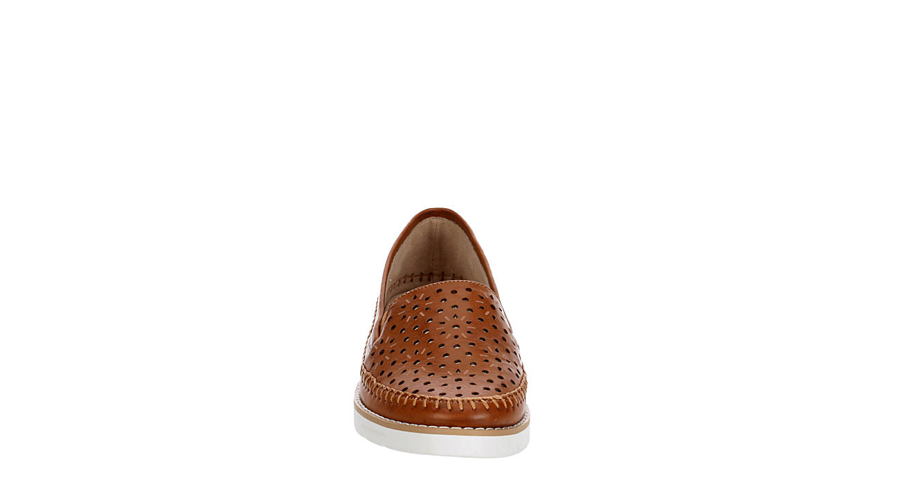 WHITE MOUNTAIN Womens Demarco - COGNAC