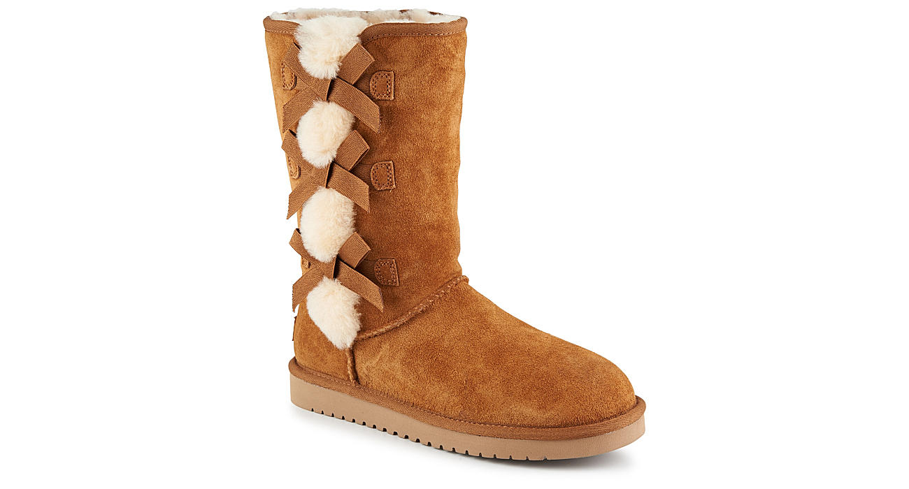 KOOLABURRA by UGG Womens Victoria Tall - RUST
