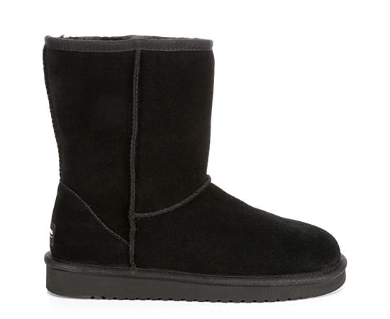 Womens Koola Short Fur Boot